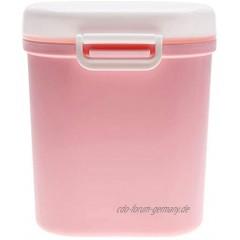 Atyhao Milchpulver Formula Dispenser Baby Formula Dispenser Baby Fütterung Reiseaufbewahrung behälter Milchpulver Spender mit SchaberL-Rosa