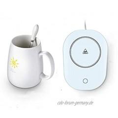 USB-Heizung Smart 55-Grad-Isolierung Kaffeetassenmatte Neue seltsame automatische Konstanttemperatur-Gesundheitstasse Babymilchheizung