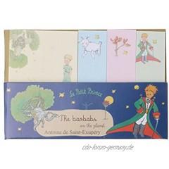 ZZALLL Kreativer Kleiner Prinz Memo Pad Wochenplan Haftnotiz Briefpapier Schulmaterial 2#